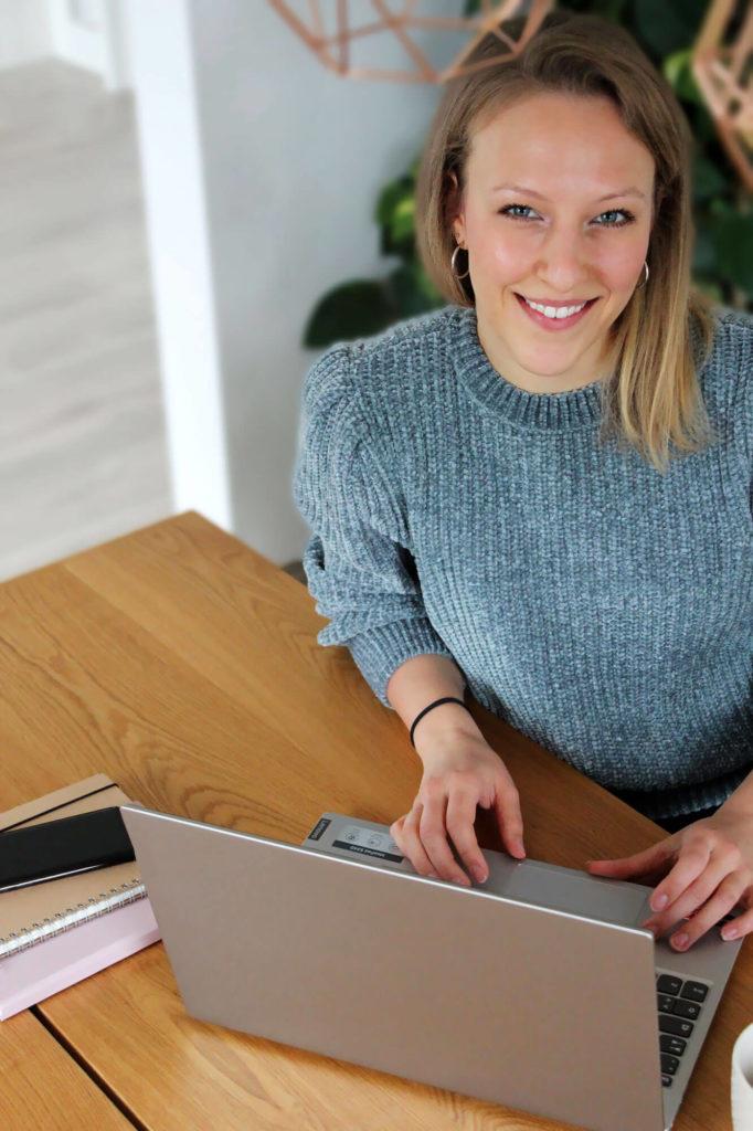 Jenny Jaumann - WordPress Webdesign Support - Über mich